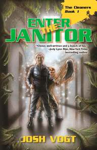 Enter the Janitor - Cover