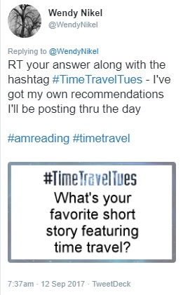 TimeTravelTues